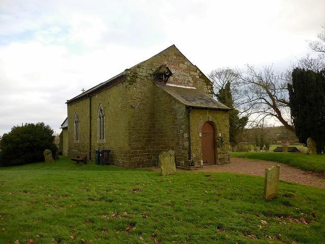 Belchford Church