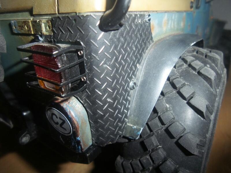 Jeep Wrangler YJ RcModelex 15441679144_02dc96ecbc_o