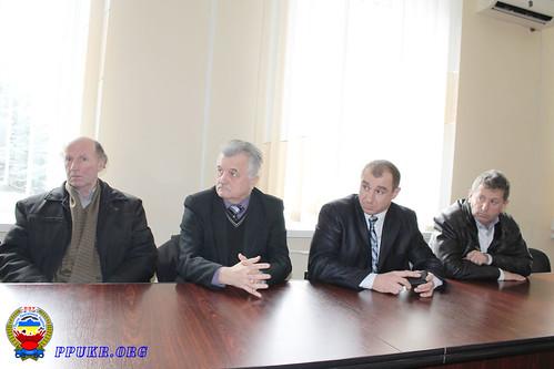 Конференция Волынской областной организации Партии Пенсионеров Украины - Луцк 16.12.2014 г (19)