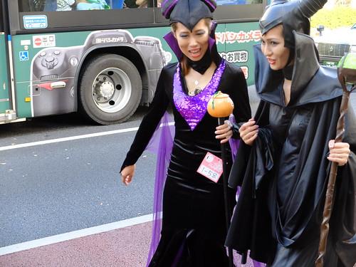 Kawasaki Halloween parade 2014 116