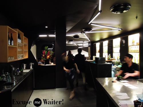 Tori Ichi Sake Dining, Sydney CBD