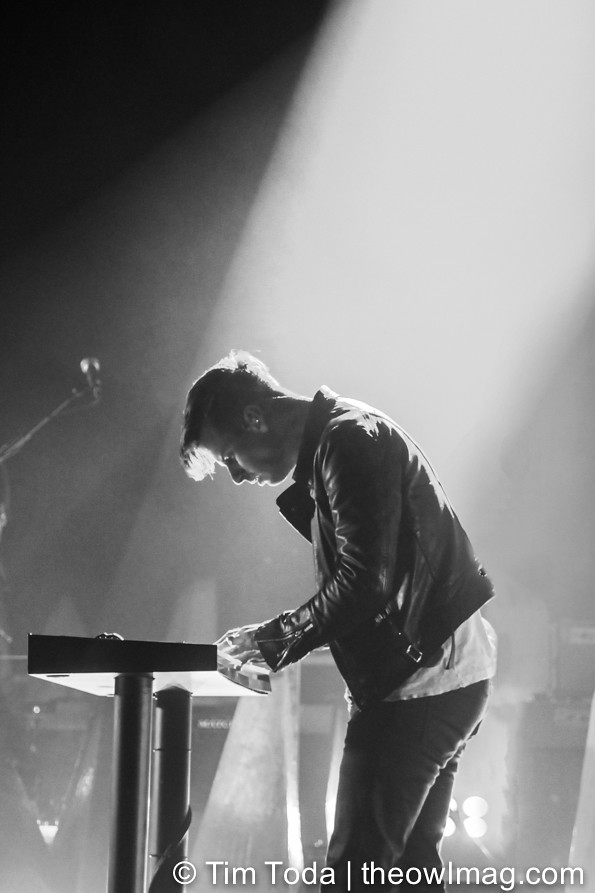 Foster the People @ United Palace Theater, NYC 10/24/14