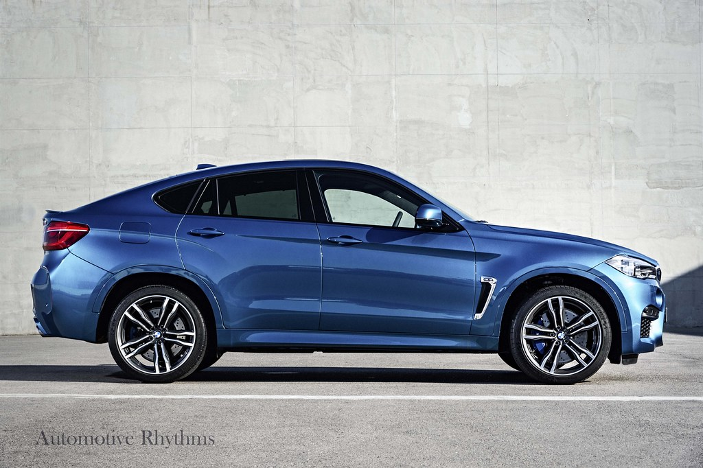 2015 BMW X5 M and 2015 BMW X6 M Gallery