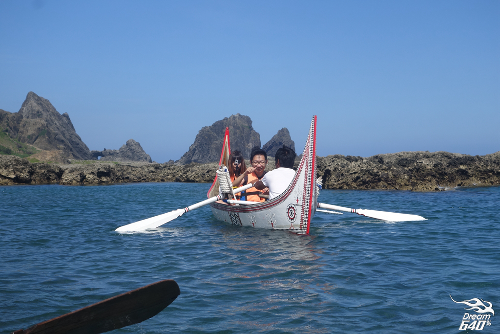 蘭嶼拼板舟_Lanyu Carving Boat18