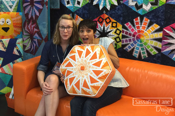 On the Orange Couch - Fall 2014