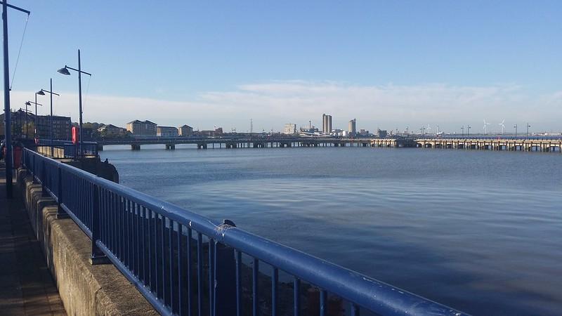 Erith riverside and pier #LondonLOOP #sh