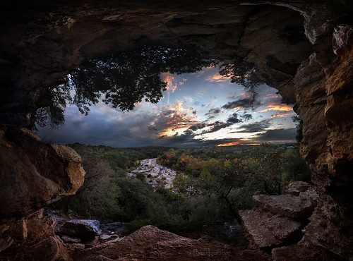 sunset creek austin landscape photography photo texas tx flats limestone greenbelt cave bartoncreek campbellshole