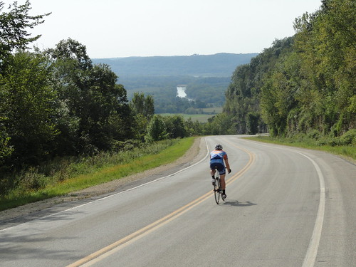 Driftless Region Most Scenic Ride