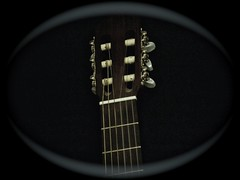 Classical Guitar with Fade