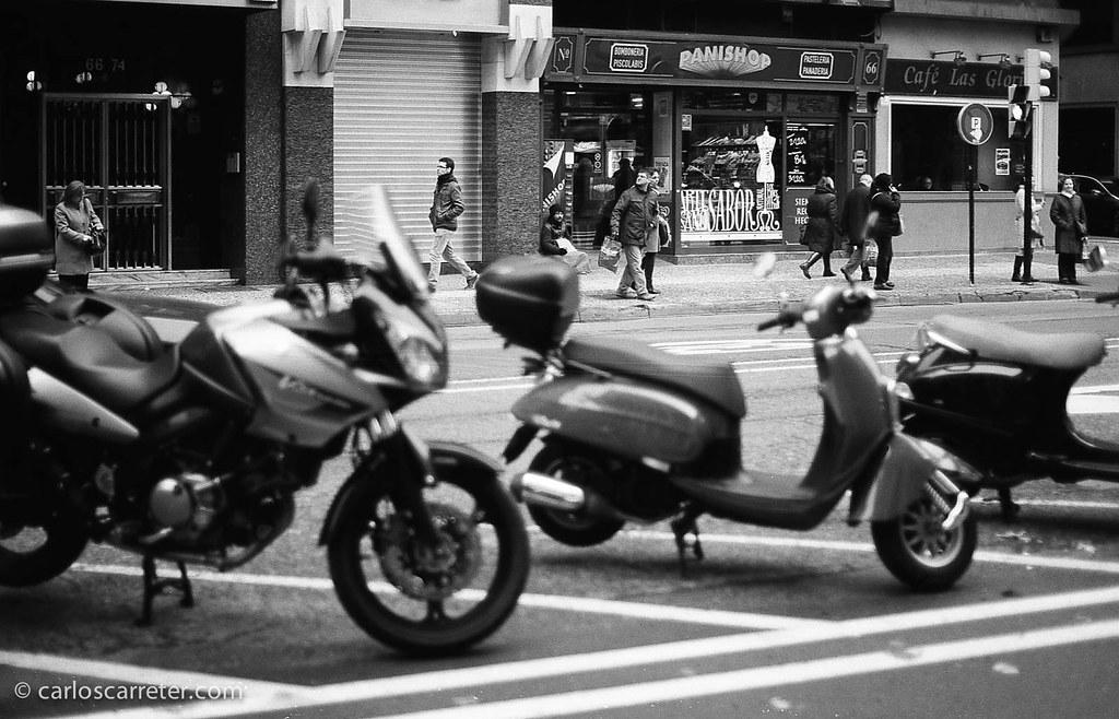 Escenas callejeras
