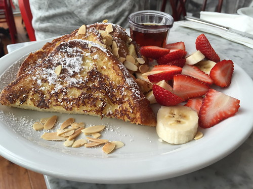 Pain Perdu at L'Amande French Bakery