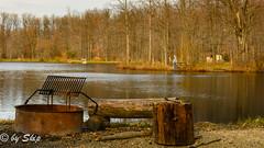 Campsite at Hidden Lake