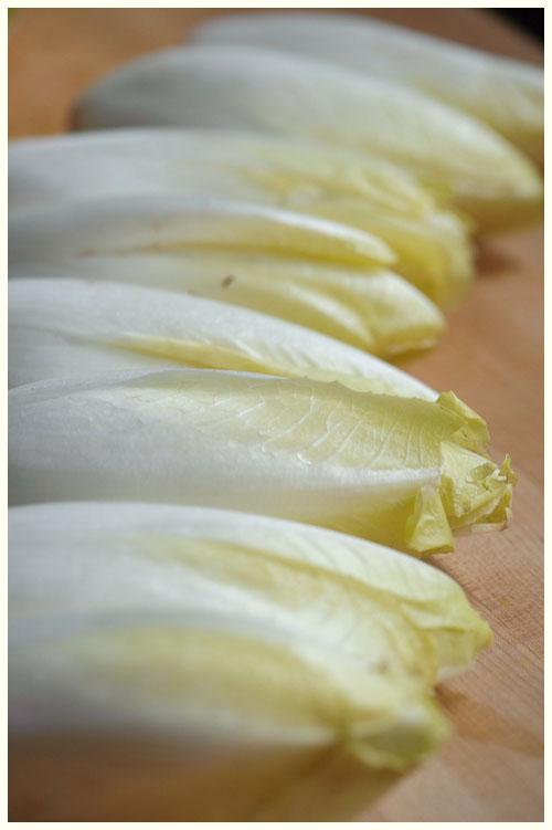 Creamy Chicory Mash