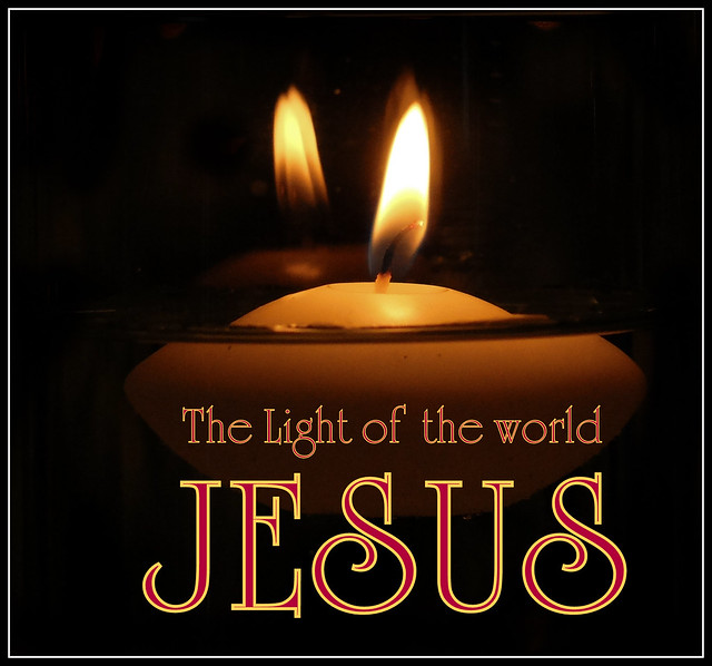 The Light of the world - Jesus