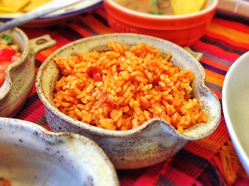 Mexican Tomato Rice