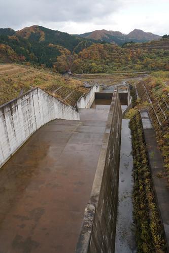 森吉山ダム(秋田)