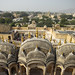 View from the top of Hawa Mahal