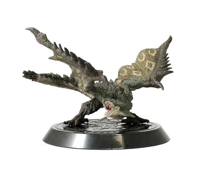 魔物獵人CFB魔物模型THE BEST版推薦!