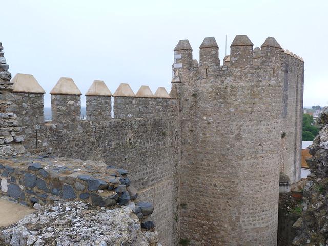 castillo de serpa alentejo portugal