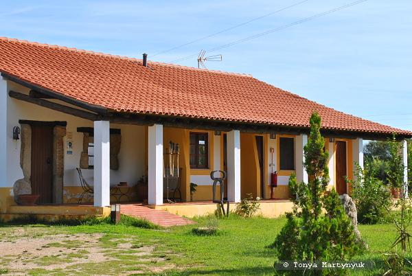 6 - отели в Каштелу Бранку - ферма ремесленников
