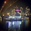 #Christmas #cruise passing under the #granvillestreet #bridge