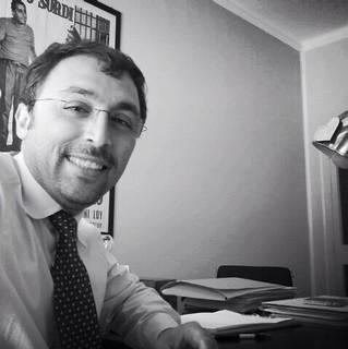 L'avvocato Alessandro Florio