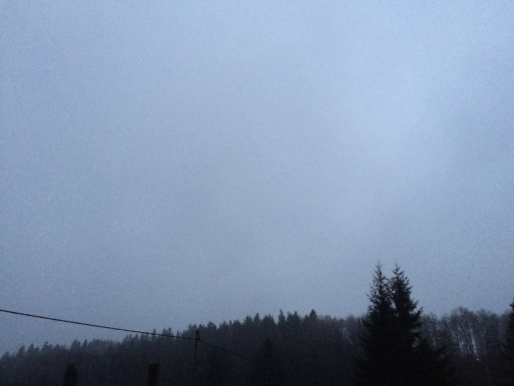 Cold and Wet (11/20/14)