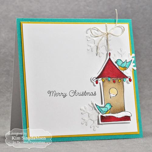 TE Merry Xmas Birds