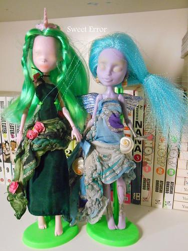 Custom dolls~
