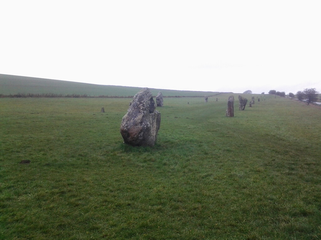 the Avenue, Avebury