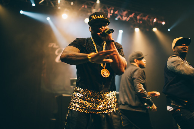 50 Cent & G-Unit @ House of Blues Boston