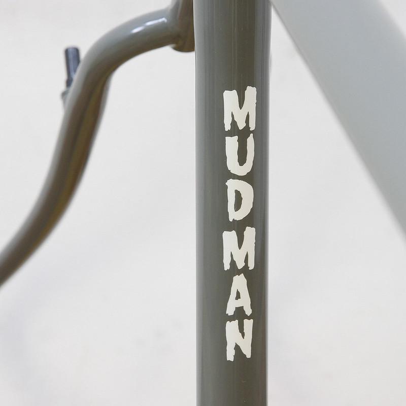 STEEL ERA MUDMAN CUSTOMPAINT BY SWAMP THINGS