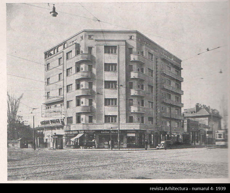 bloc cinema Volga Bucuresti