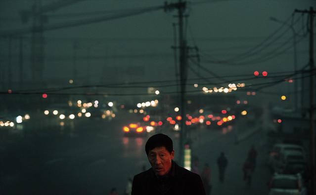 Beijing Twilight