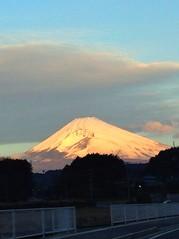 Mt.Fuji 富士山 12/24/2014