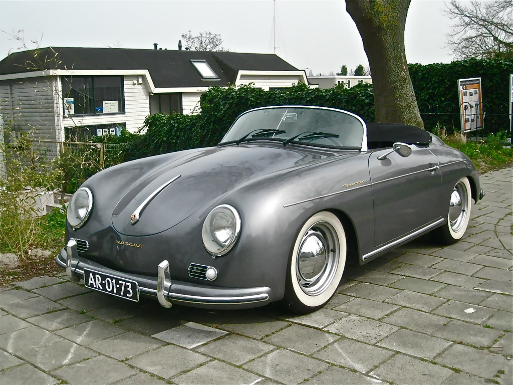 1962 Volkswagen Porsche 1600 Super Speedster 50s Replica A Photo On Flickriver