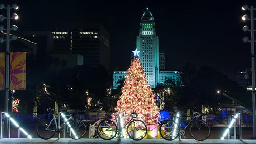 Seasons Greetings from Los Angeles