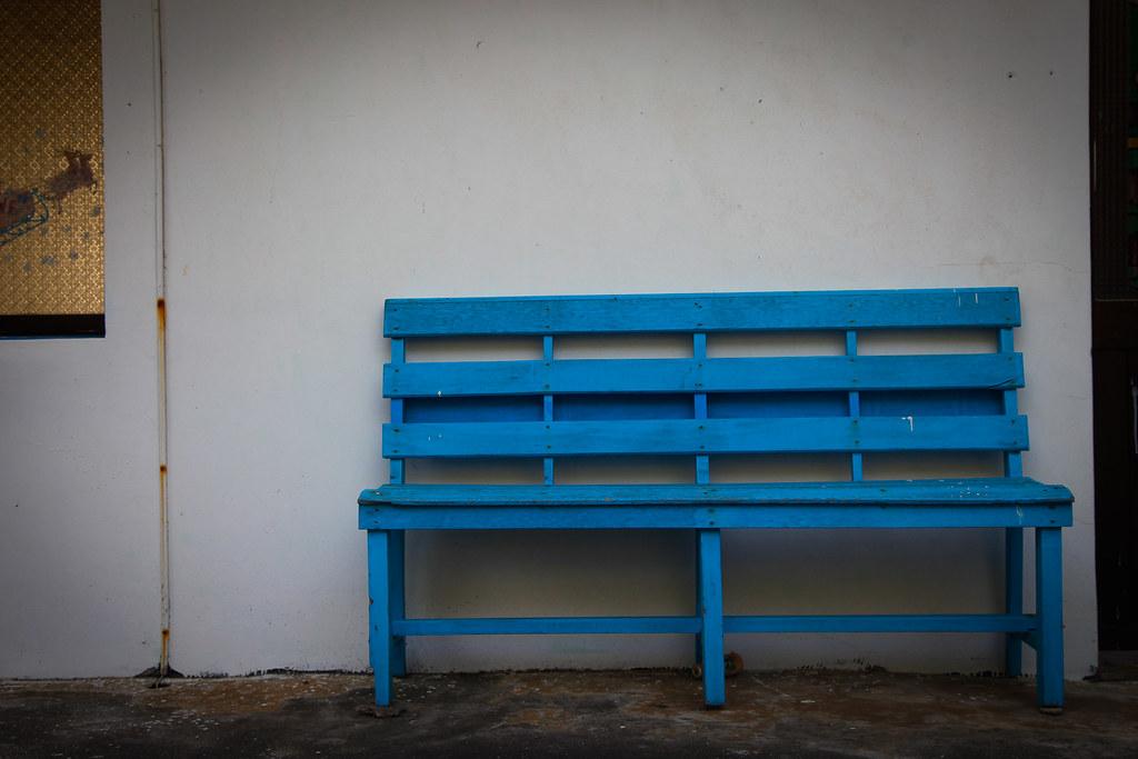教會的椅子