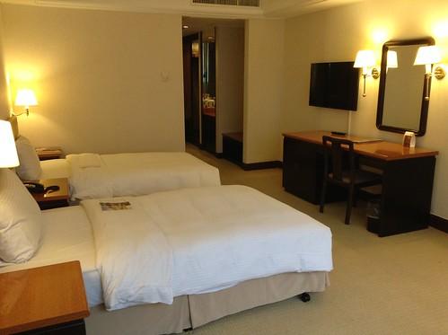 王朝大酒店卧室