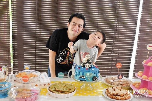 Qeeb's 4th Birthday