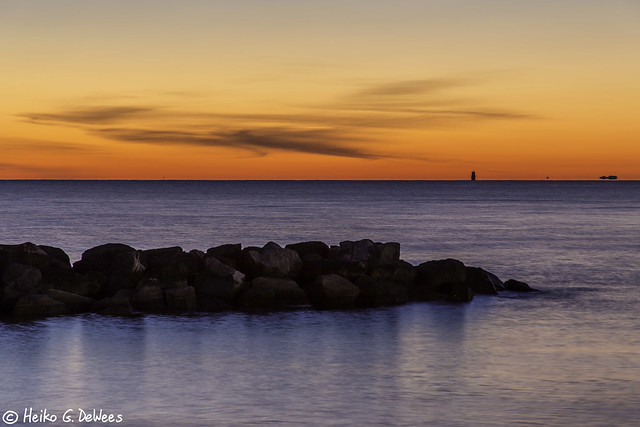 Buckroe Beach Sunrise
