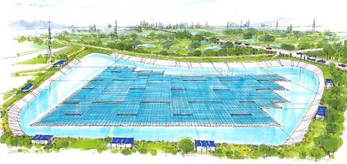 水上太陽光電 活用空間又護水