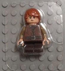 LEGO Hobbit Bain Front