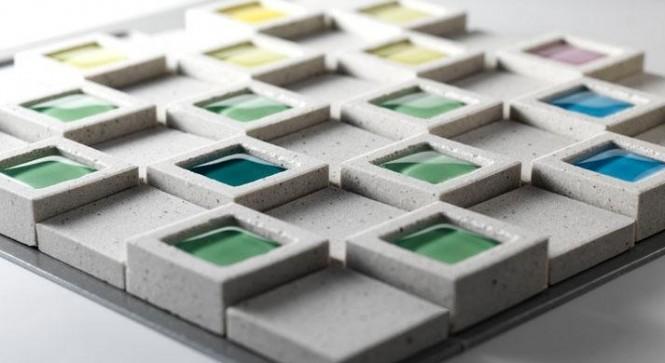 Nội thất với tường gạch sáng tạo từ Nhật Bản