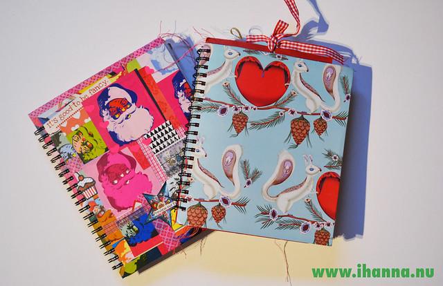 December Journals x 2