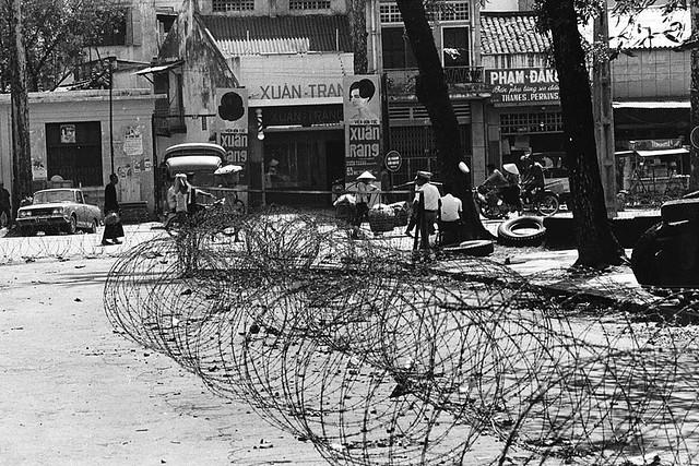 SAIGON 1968 - Tet Offensive