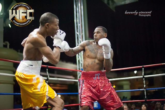 WFC 20 April 26th,2014 Boxing at the Belle Of Baton Rouge