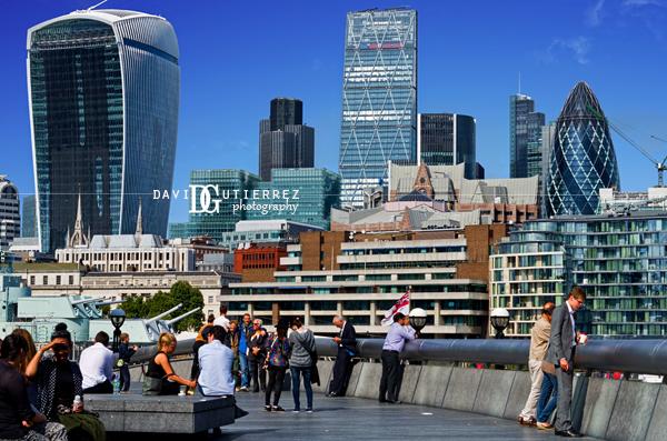 The Queen's Walk, London – David Gutierrez Photography, London Photographer