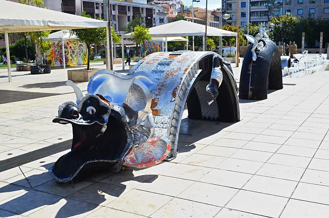 The Dragon, Dragon Square, Lisbon, Portugal