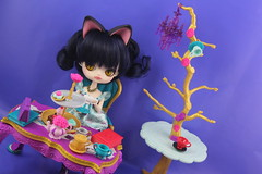 Cheshire Cat Custom Dal
